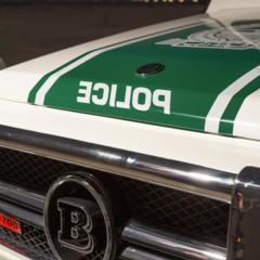 Foto 19 de 30 de la galería brabus-b63s-700-widestar-policia-dubai-1 en Motorpasión