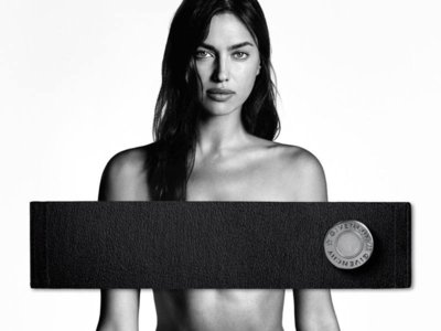 Givenchy coquetea con la censura en su más reciente campaña de jeans