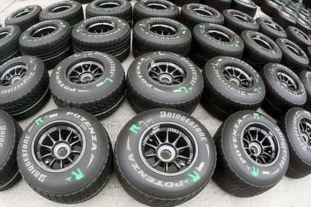 Bridgestone llevará neumáticos duros y blandos al GP de España