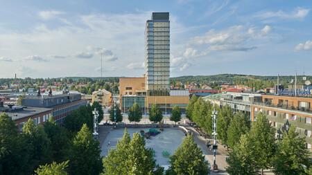 Hay una ciudad sueca donde todo está hecho de madera: el fascinante eco-proyecto de Skellefteå