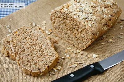 Pan integral con semillas. Receta con Thermomix