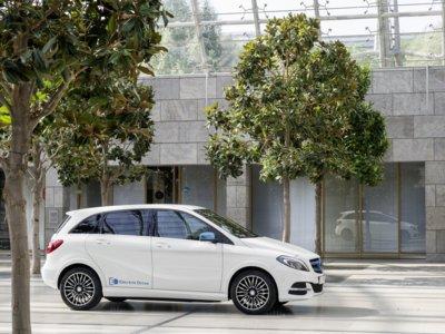 Daimler define su estrategia eléctrica con al menos seis modelos enchufables entre 2018 y 2024
