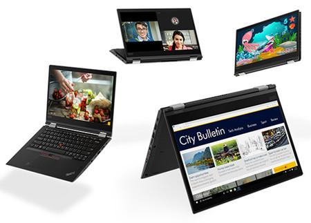 Lenovo Laptop Thinkpad Yoga Los Portatiles Mas Ligeros Y Bonitos 2018