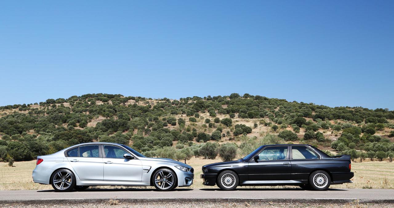 Foto de BMW M3 30 Aniversario (6/80)