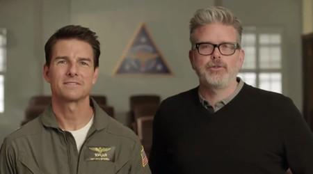 ¿Tienes activada la interpolación de fotogramas en el televisor? Tom Cruise te anima a desactivarla para ver cine