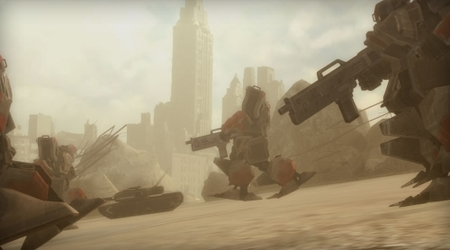 'Front Mission Evolved' debuta con un tráiler un tanto soso [E3 2009]