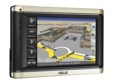 GPS ASUS R700