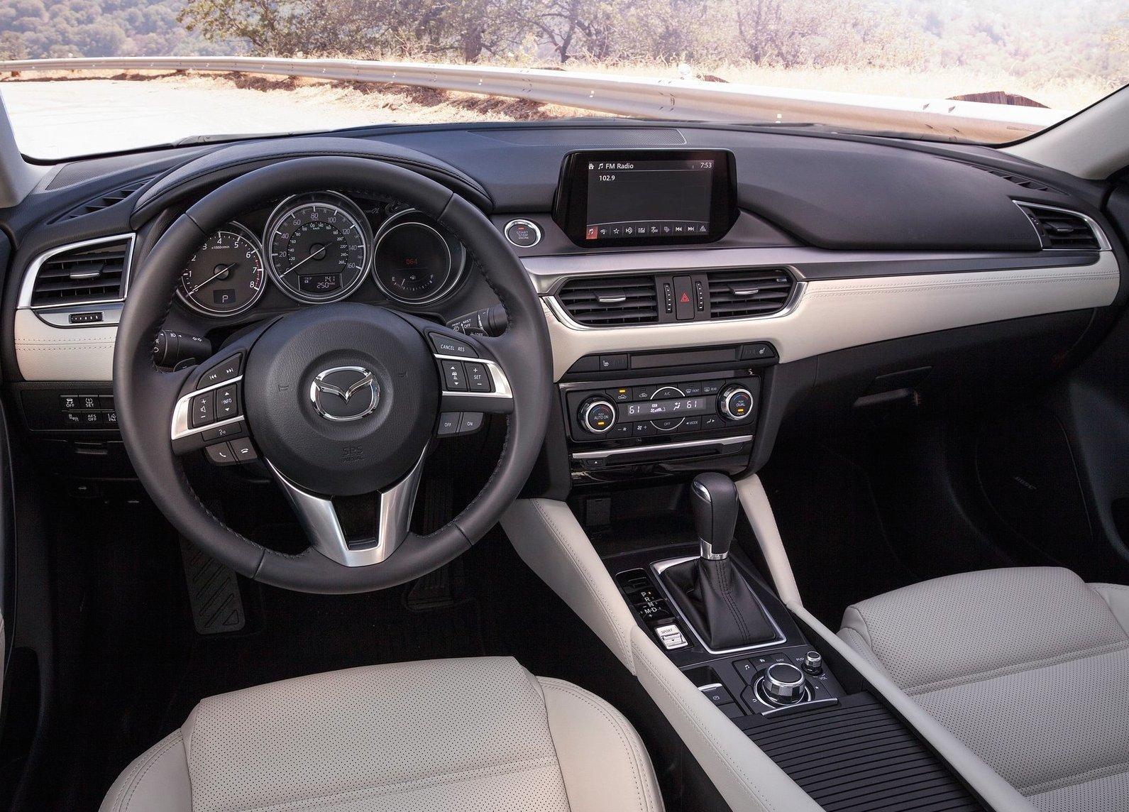 Foto de Mazda 6 2016 (16/25)