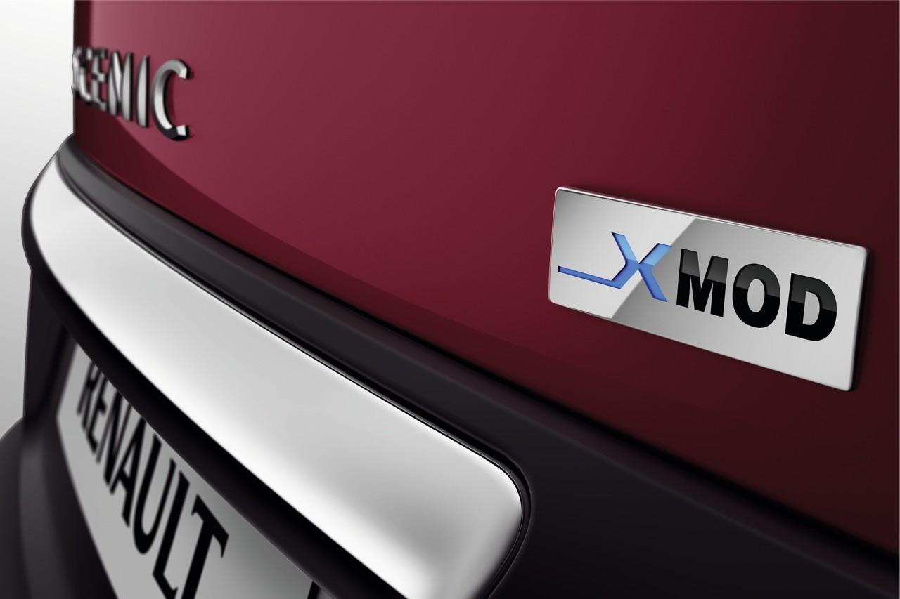 Foto de Renault Scénic XMOD (12/16)