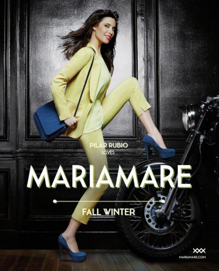 Pilar Rubio imagen de Mariamare