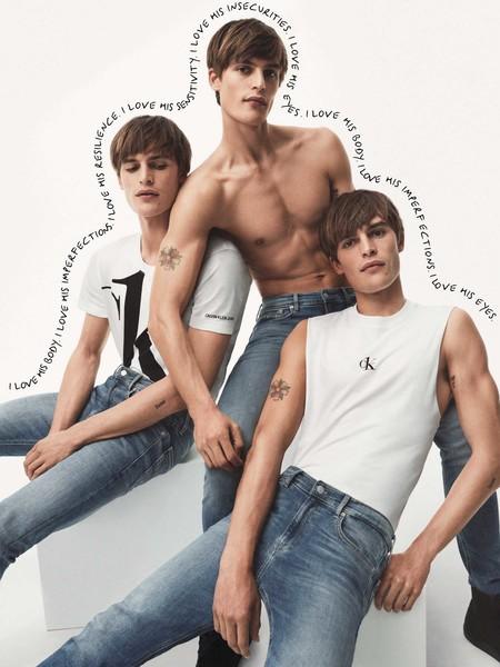 Calvin Klein Festeja El Amor La Individualidad Y La Autenticidad En Su Nueva Campana 03