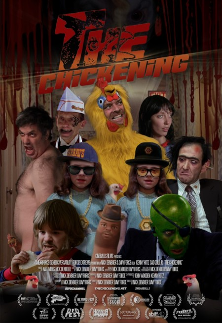Cartel de The Chickening