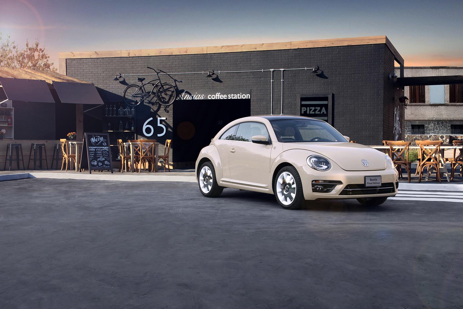 Foto de Despedida Volkswagen Beetle (2/19)