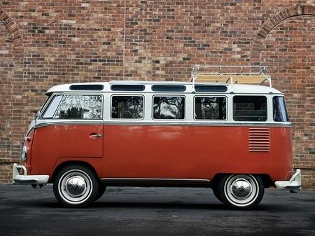 Volkswagen T1 Deluxe Samba Bus (1951-1963)