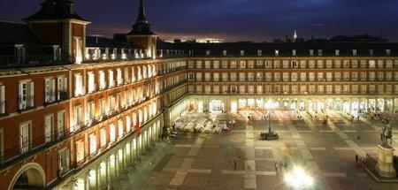 Wifi gratuito en la Plaza Mayor de Madrid