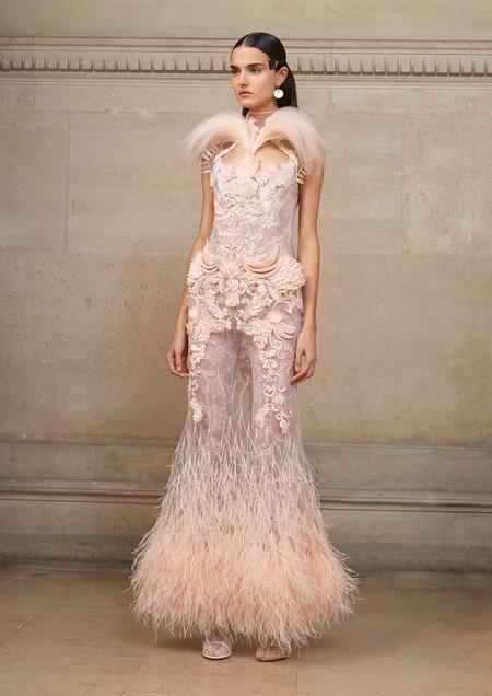 Blanca Padilla Alta Costura Givenchy
