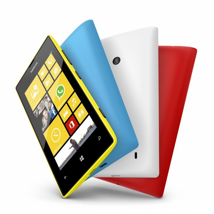Foto de Nokia Lumia 520 (3/5)