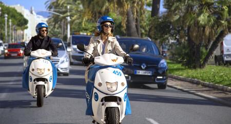 Uber también va a ofrecer motos eléctricas de alquiler con Cityscoot, pero de momento solo en Barcelona