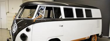 Volkswagen Type 20: la mítica Kombi de 1962 vuelve a la vida ahora con corazón eléctrico y hasta asistente por voz
