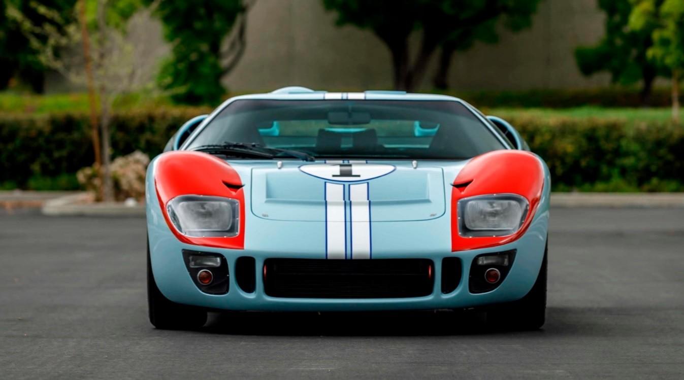 Foto de Réplica Ford GT40 (7/8)