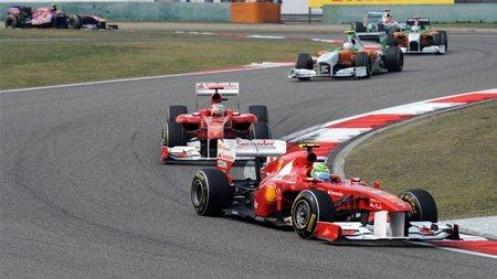 Mejoras de Ferrari para el Gran Premio de Turquía