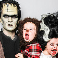 Así son los disfraces en grupo de Halloween que nos encantaría copiar a la familia de Neil Patrick Harris