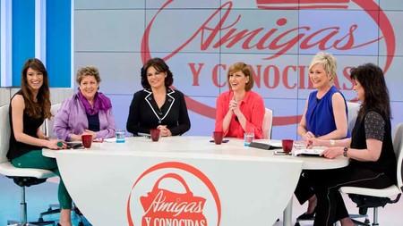 Escabechina en las mañanas de La 1: TVE cancela 'Saber vivir' y 'Amigas y conocidas'