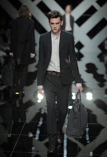 Burberry Prorsum, Primavera-Verano 2010 en la Semana de la Moda de Milán V