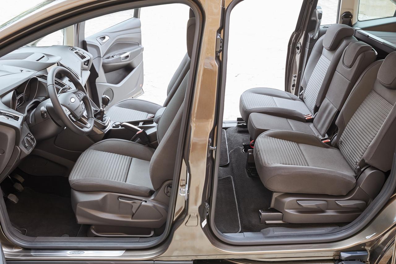 Foto de Ford C-MAX y Grand C-MAX 2015 (53/56)