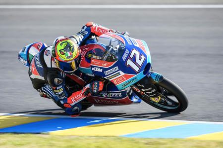 Marco Bezzecchi Moto3 Gp Francia 2018