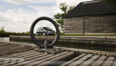 """El nuevo urbano chic de Toyota"": La foto de la semana"