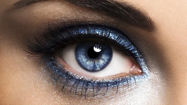 Buscando el origen de los ojos azules