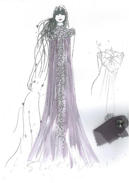 Rapunzel by Jenny Packham