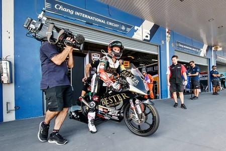 Jaume Masia Moto3 Motogp Tailandia 2018