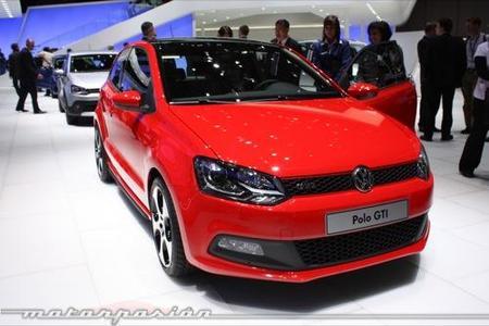 Volkswagen Polo R, posible llegada en 2012