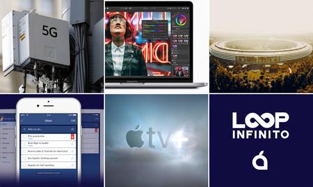 """Un iPhone con 5G, el nuevo MacBook Pro de 13"""", primer semestre de Apple TV+... La semana del Podcast Loop Infinito"""