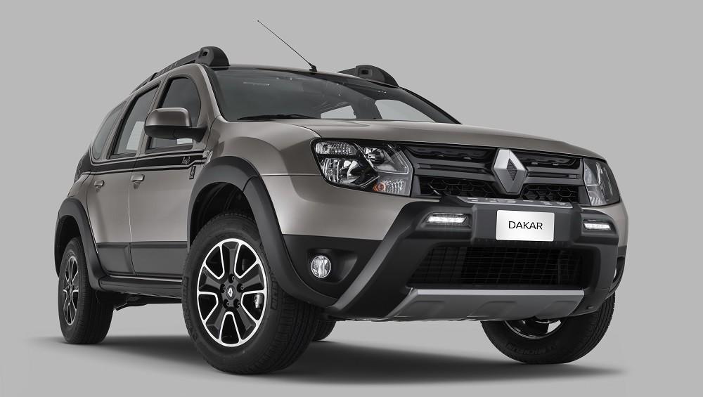 Foto de Renault Duster Dakar en México (1/4)