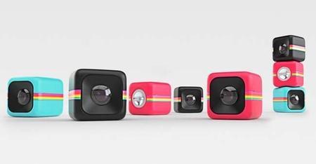 Toda la calidad de una cámara en un solo cubo, gracias a Polaroid