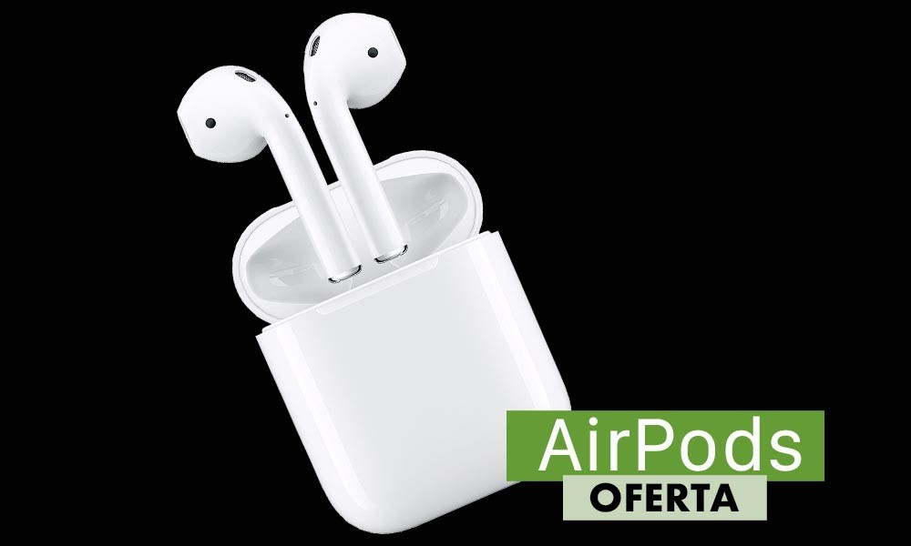 También los AirPods con estuche de carga convencional: el cupón PTECH5 a través de la app de eBay nos los deja a precio de derribo: sólo 113,99 euros