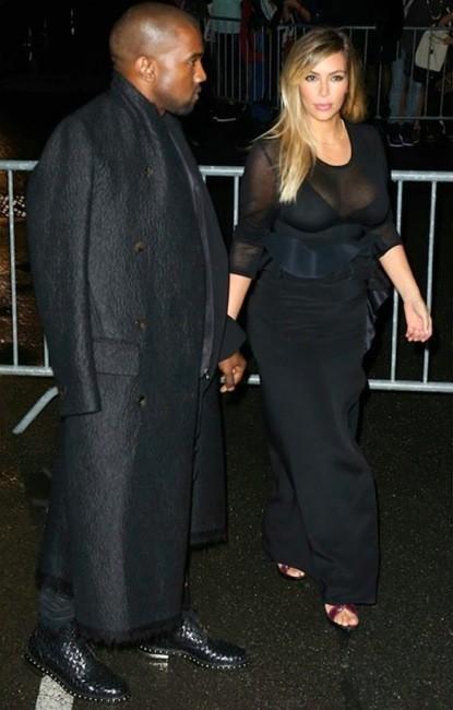 Kim Kardashian y Kanye West, con complejo del Rey Sol: ¡de boda en Versalles!