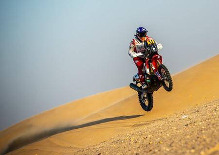Laia Sanz Dakar 2020