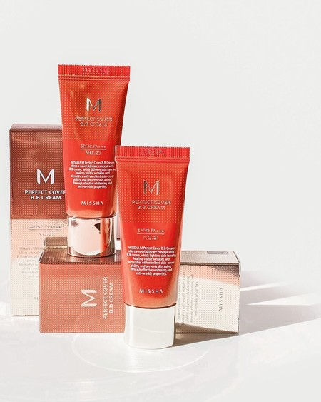marcas cosmetica coreana