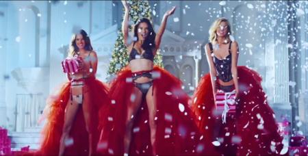 Victoria´s Secret: todo lo que quiero para Navidad eres tú