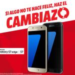 Samsung Galaxy S7 y S7 Edge con 100 euros de descuento en MediaMarkt