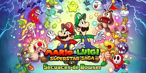 Hemos jugado a Mario & Luigi: Superstar Saga + Secuaces de Bowser, el mejor tándem vuelve en forma de remake