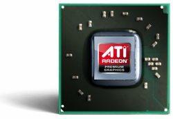 ATi Mobility 4800 GPU
