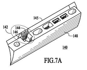 Patente de Apple para conseguir un portátil ultrafino