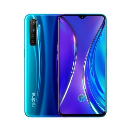 Realme Xt Azul 01 Dotomexico