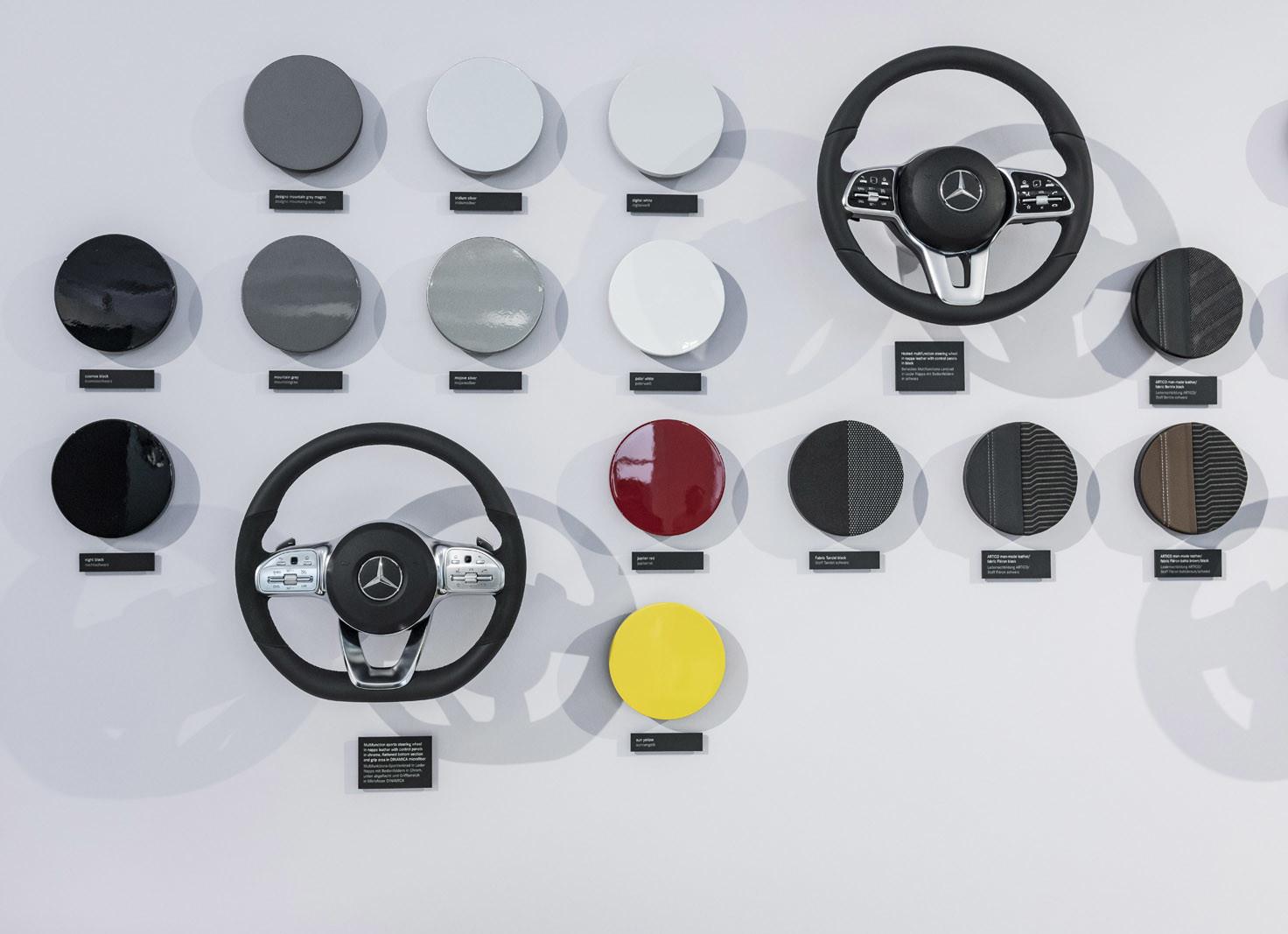 Foto de Mercedes-Benz Clase A 2018: impresiones del interior (22/28)