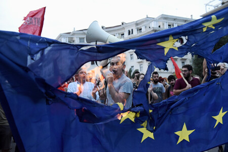 Una larga década perdida: las economías de Italia, España o Grecia siguen estancadas en 2008